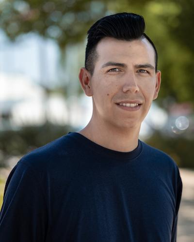 Jose Cabrera, EWCSD's Classified Employee of the Year