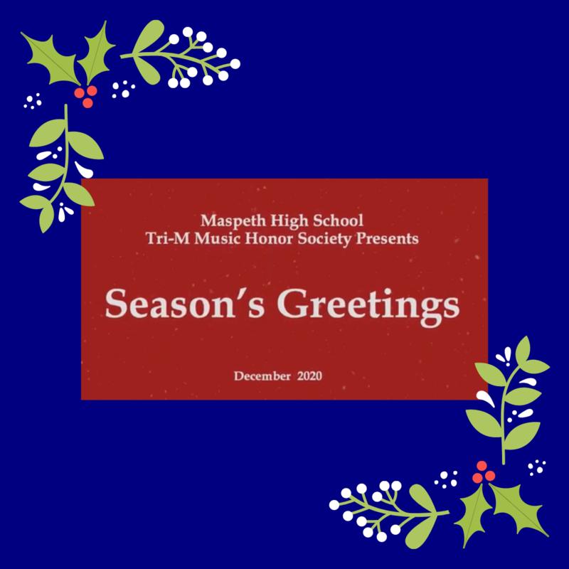 Tri M Season's Greetings