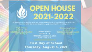 open house 21-22