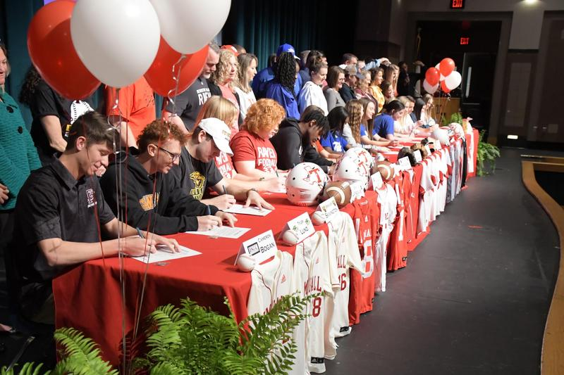 THS Signing Day 2020