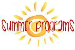 Summer Activities Start June 5!  District Offices on Break Through June 4! Featured Photo