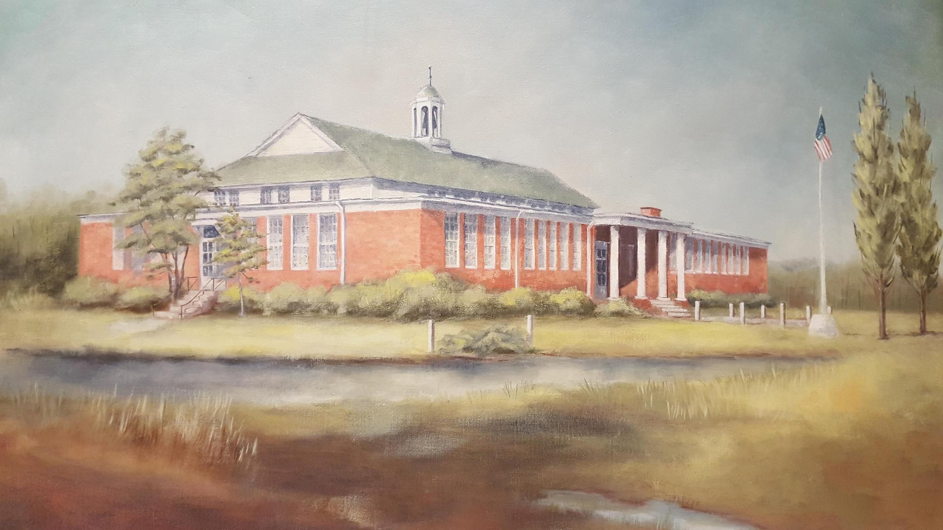 Old Germanton School