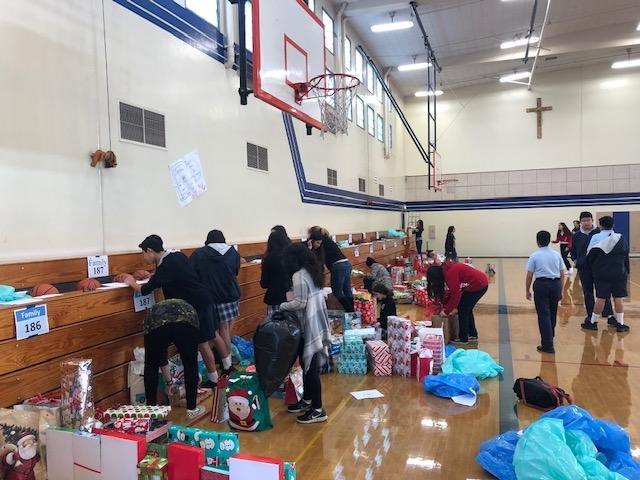 Adopt-A-Family Gift Drive: Thank you! Featured Photo