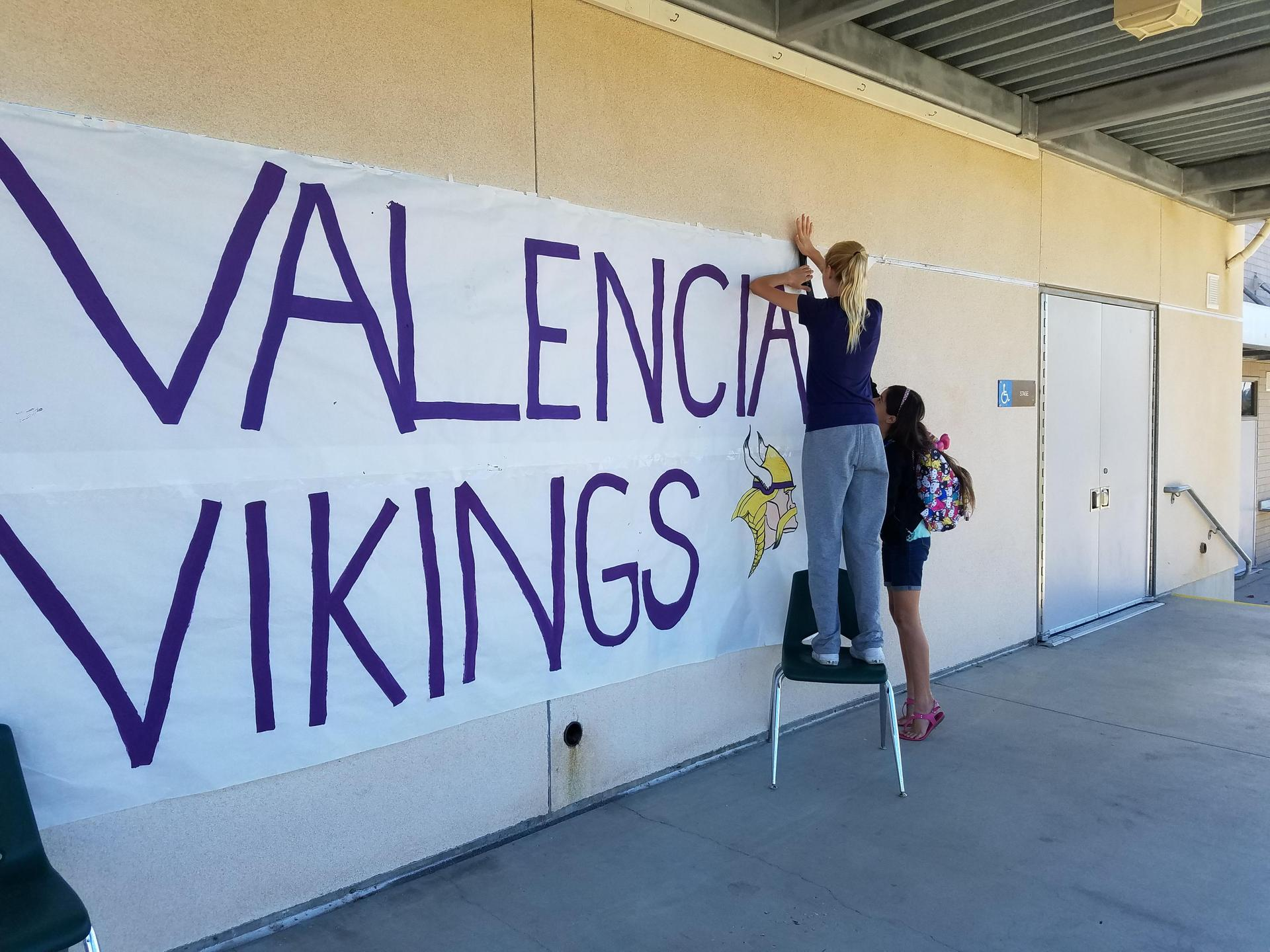 Viking Nation visits