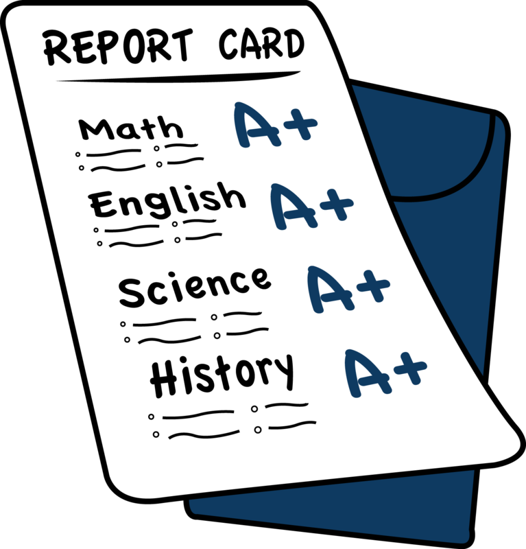 Report Cards Given Thumbnail Image
