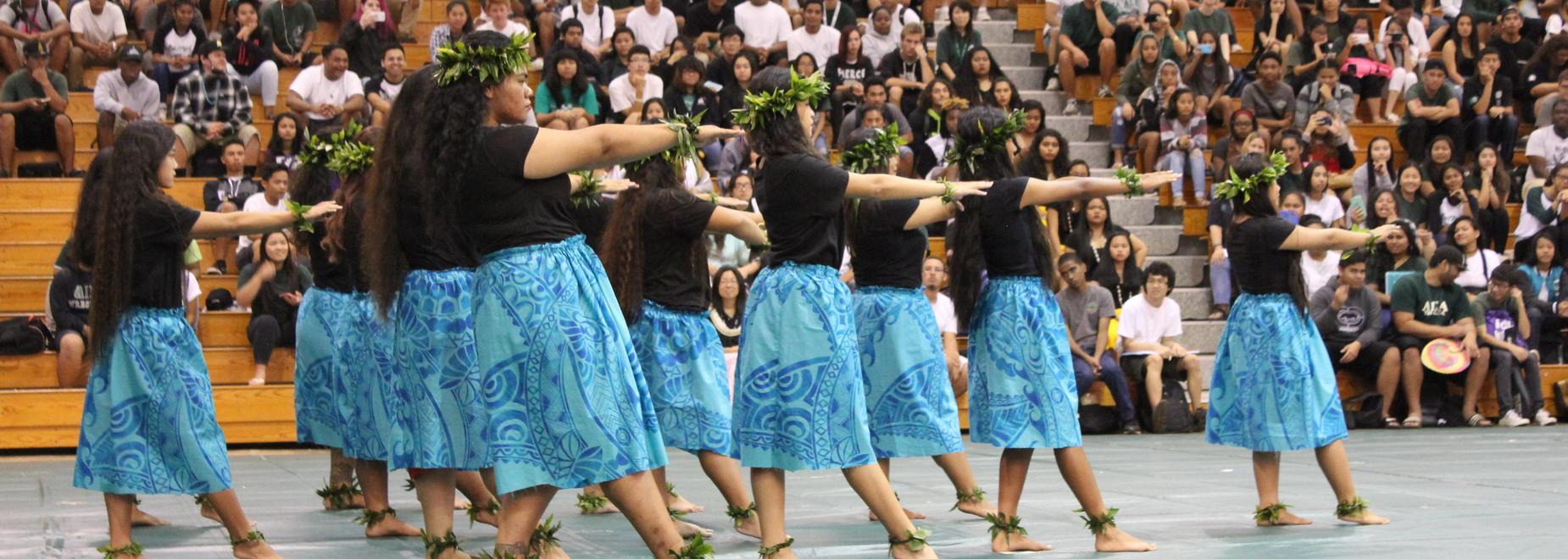Aiea High Polynesian Club