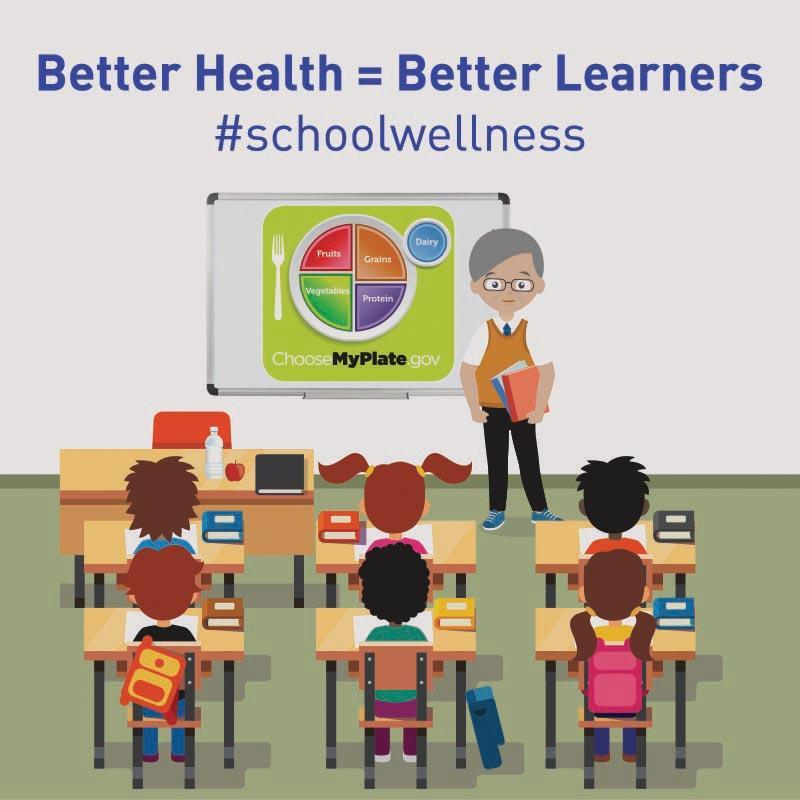 Better health equals better learners picture