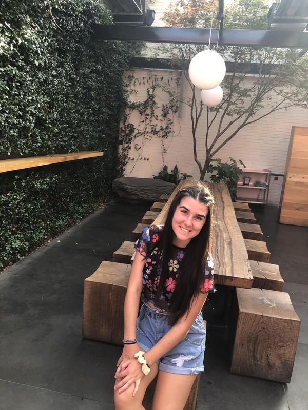 DHS Graduate - Liz Hornick