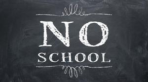 Says no School