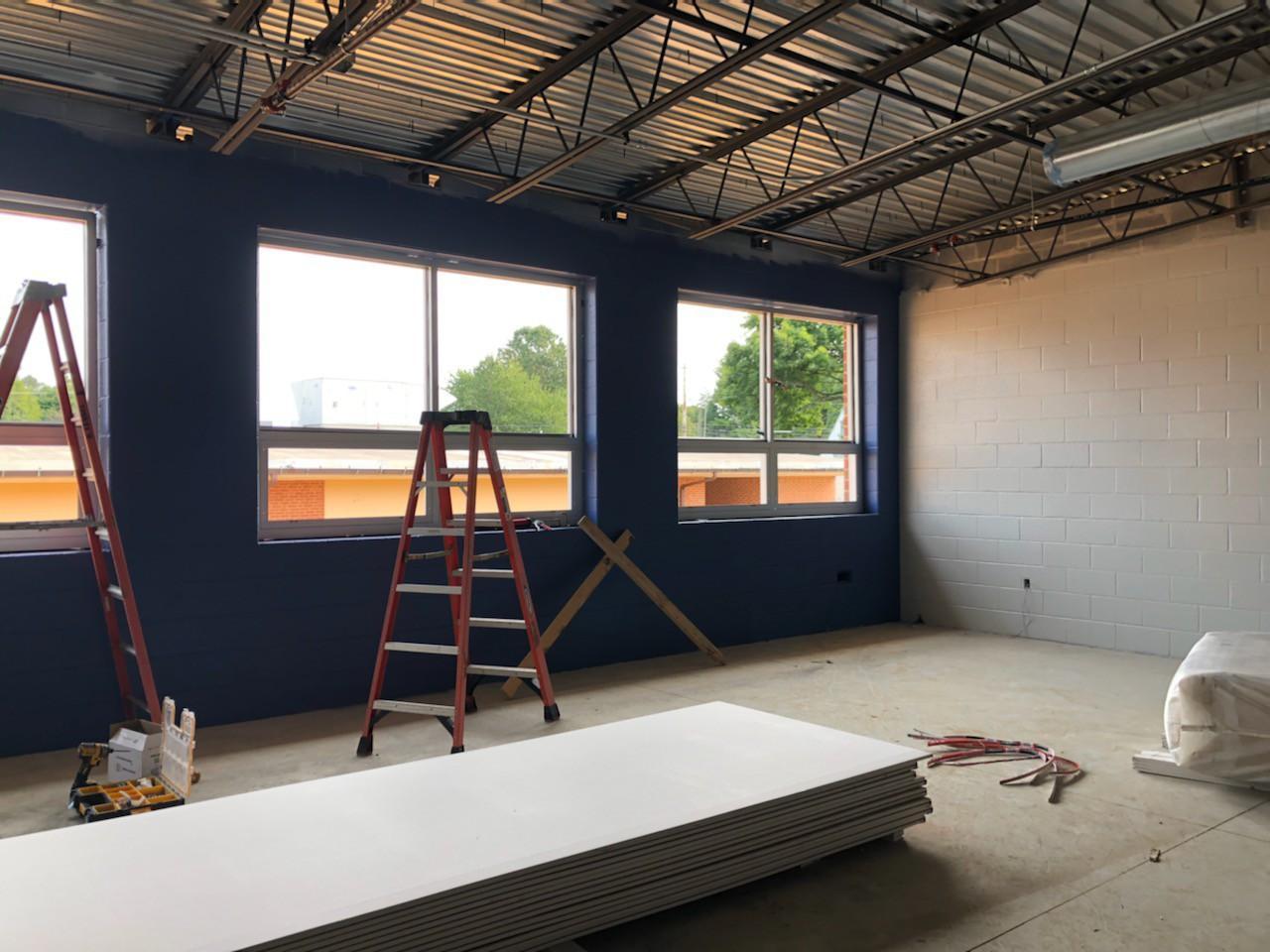 9-18-20 new classroom