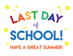 Last Day of School is Friday June 11th Featured Photo