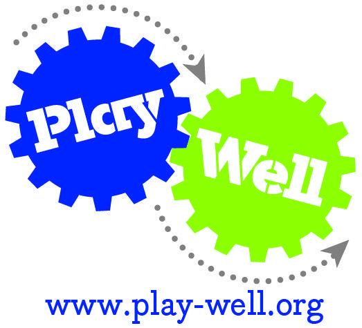 Play-Well logo AXIS International Academy Enrich Program