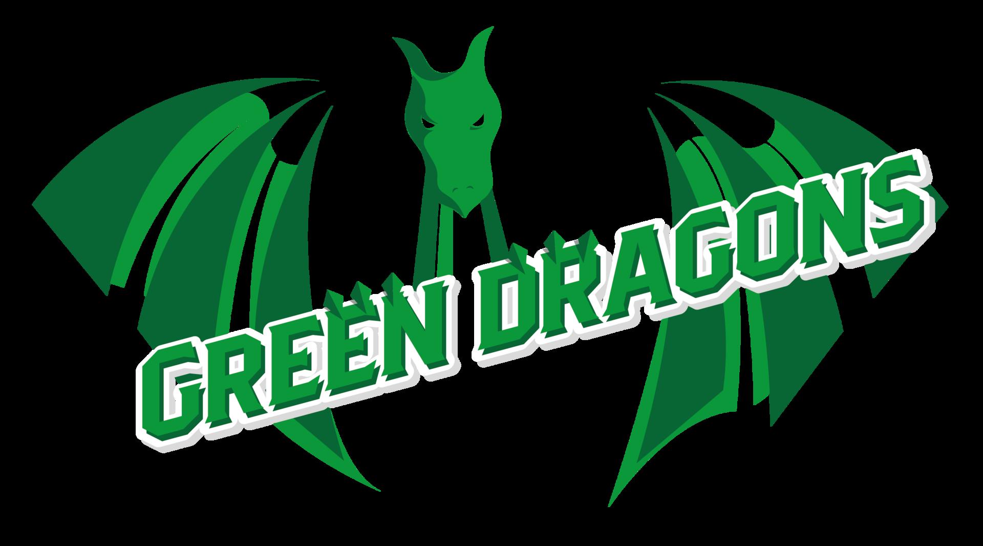 Green Dragons logo