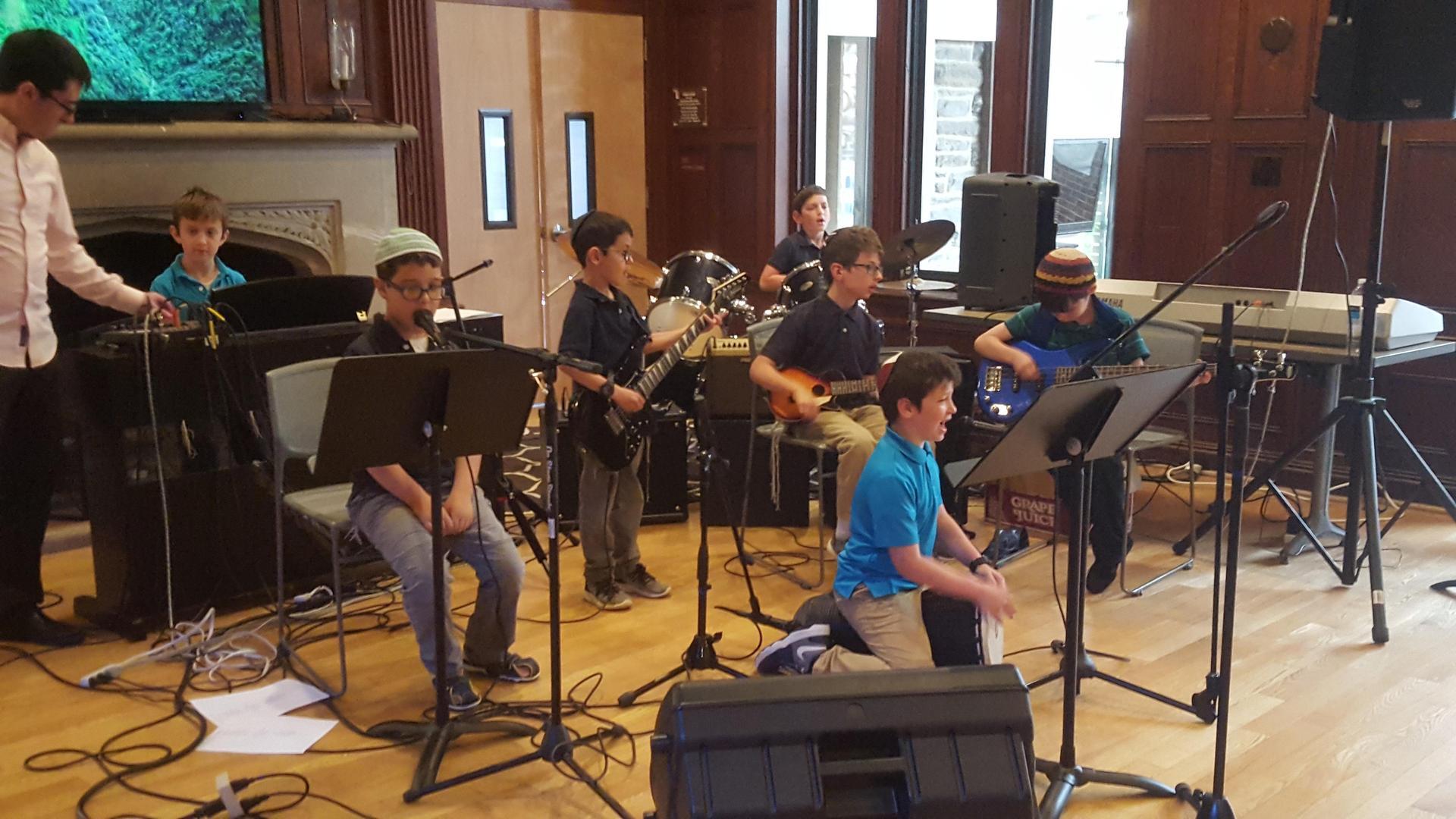 2nd grade band