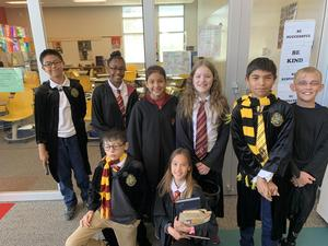 CSMS Harry Potter