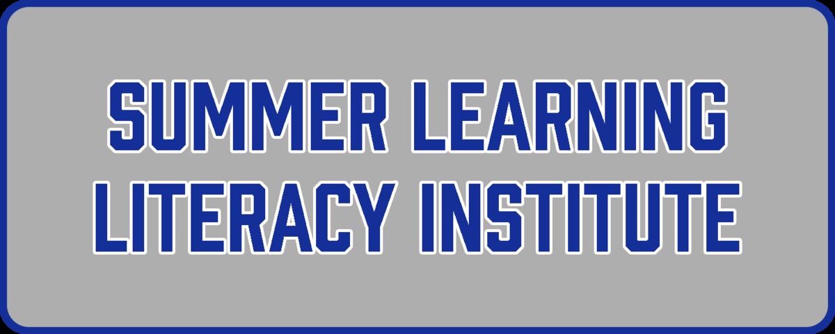 Summer Literacy button