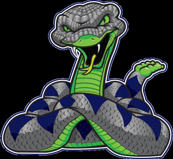 school snake logo