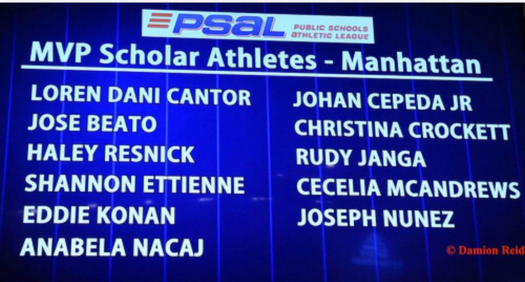 MVP Scholar Athletes