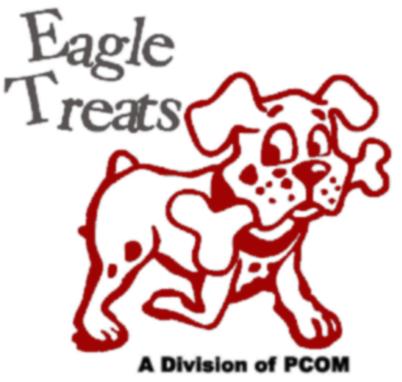 Eagle Treats Logo