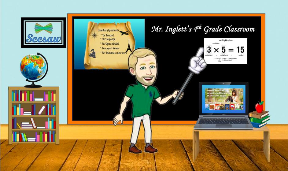 Inglett's Digital Classroom