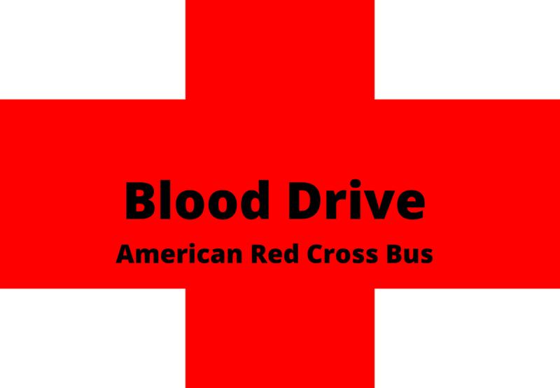 Blood Drive- May 12th! Thumbnail Image