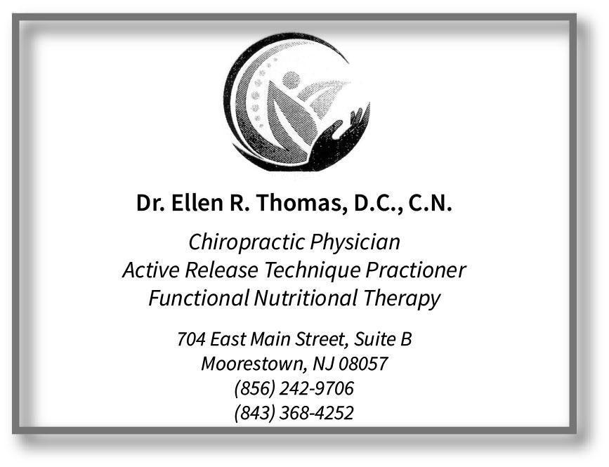 Dr. Ellen Thomas DC CN