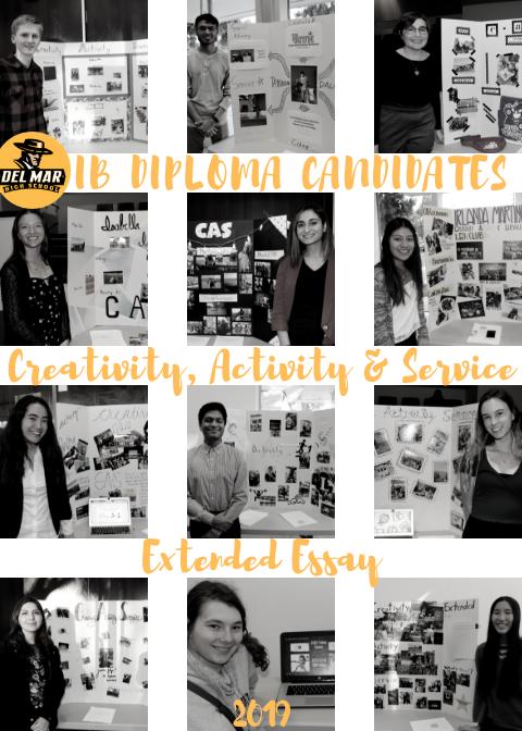 Image of 2019 IB Diploma Candidates