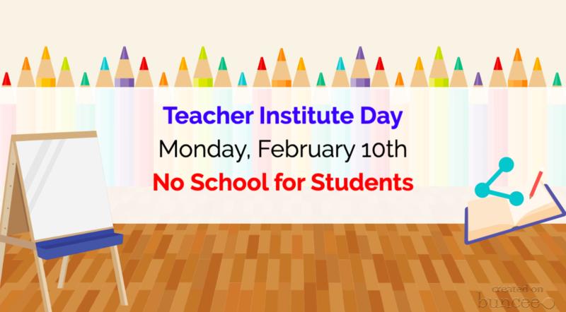 Teacher Institute Day Featured Photo