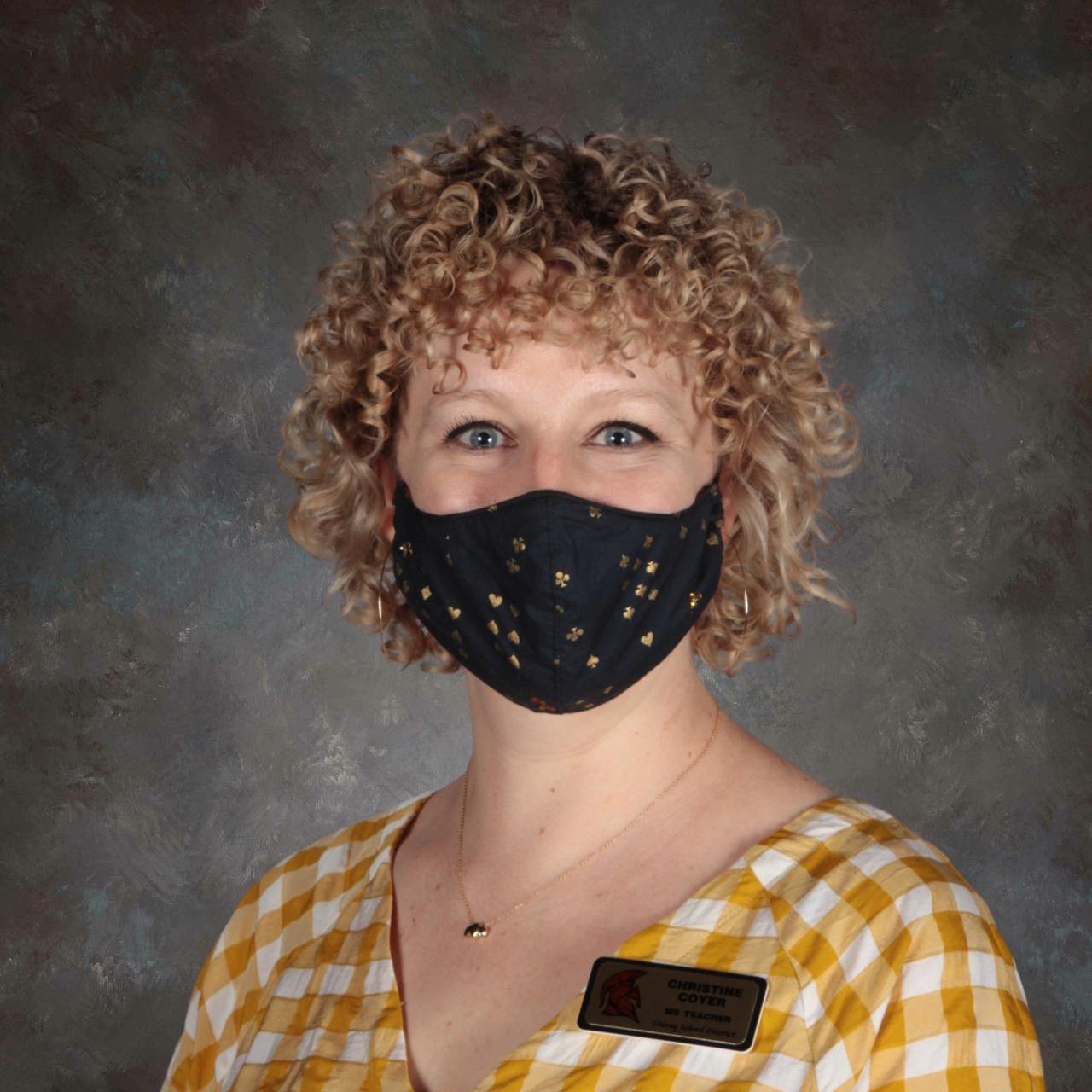 Christine Coyer's Profile Photo