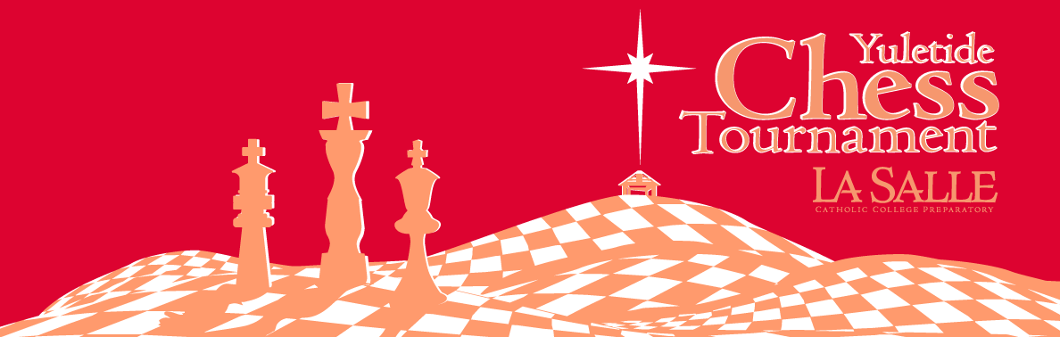 yuletide chess tournament banner