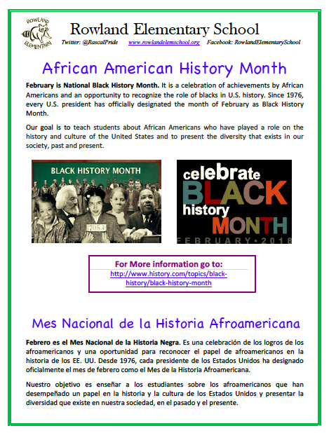 February is National Black History Month Featured Photo