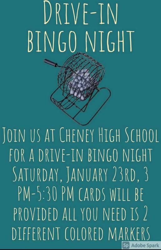 Drive-In Bingo Night Thumbnail Image