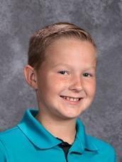 Brady McCown, 6th Grade