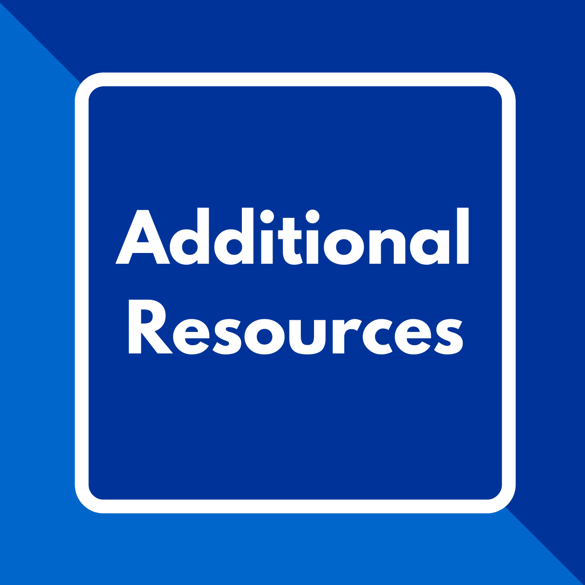 Additional (covid) resources