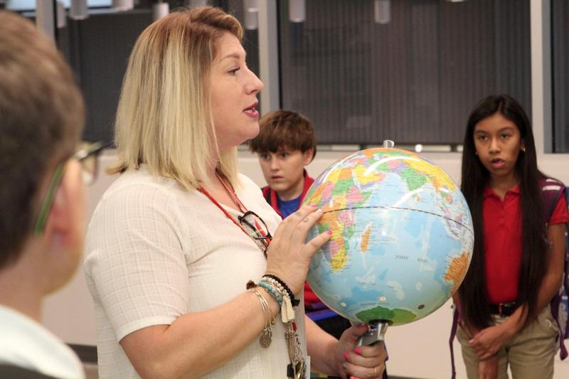 Three MISD Elementary Schools Approved to Become International Baccalaureate PYP Campuses Thumbnail Image