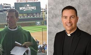 Welcome, Fr. Burke! Thumbnail Image