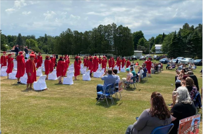 Commencement 2020 Video Featured Photo
