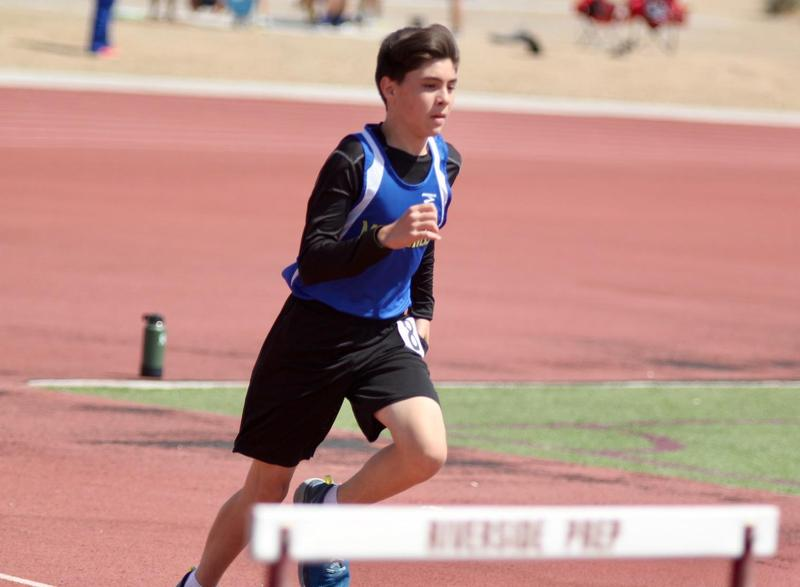 Several Track Team Members Get PRs Featured Photo