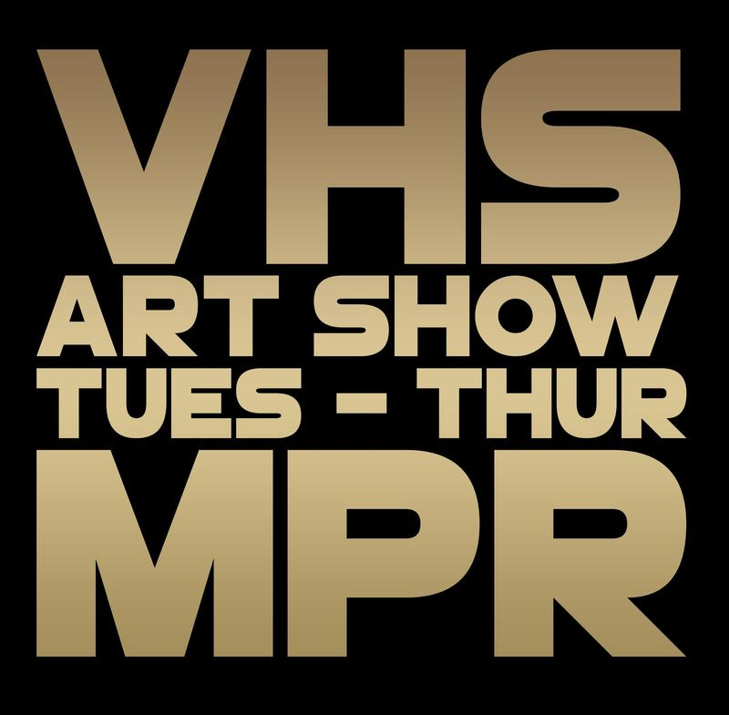 VHS ART SHOW in cafe/mpr! Thumbnail Image