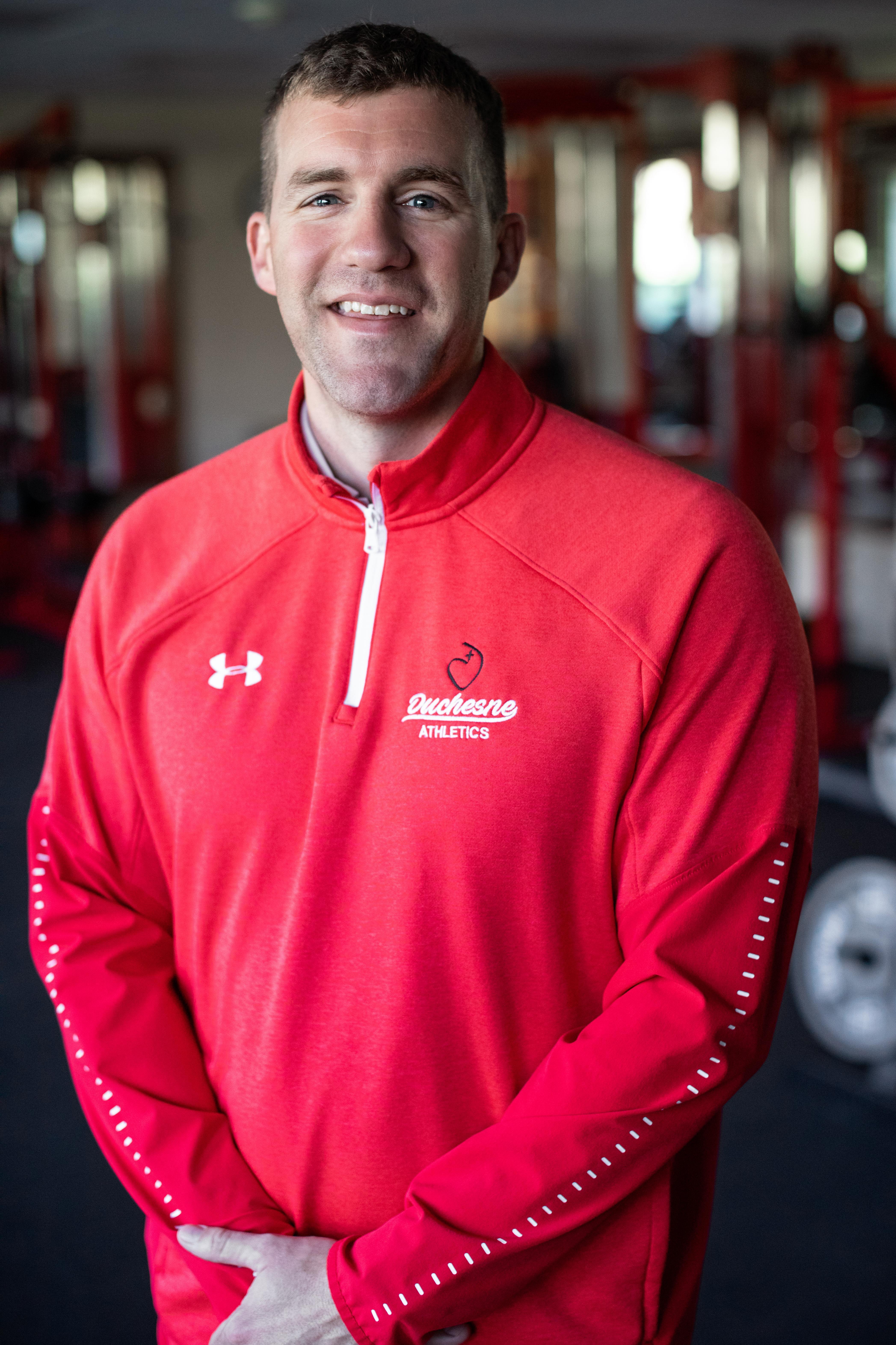 Athletic Director Kevin VanWinkle photo