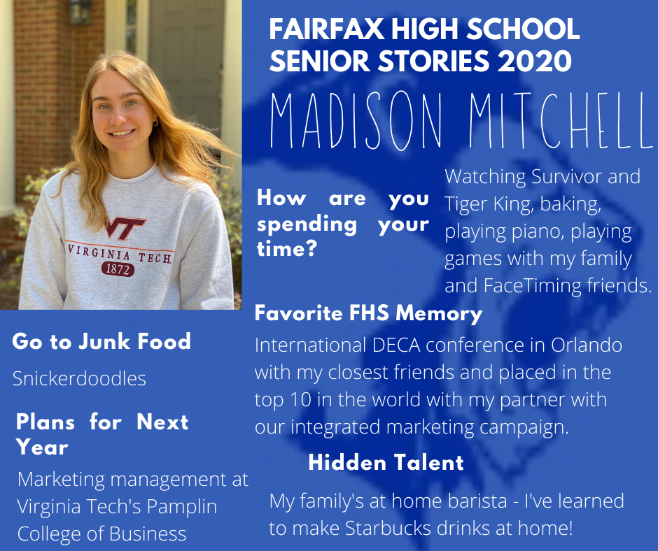 Madison photo and list of activities