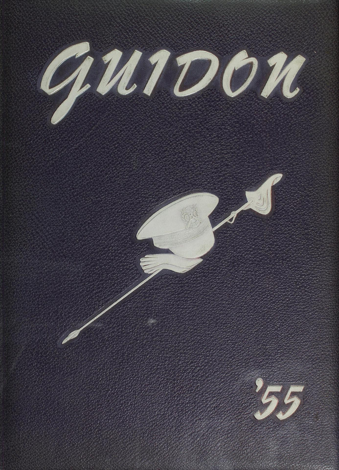 1955 CBC Yearbook