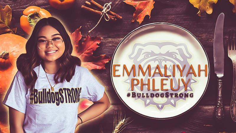#BulldogSTRONG STUDENT SPOTLIGHT: Emmaliyah Phleuy Thumbnail Image