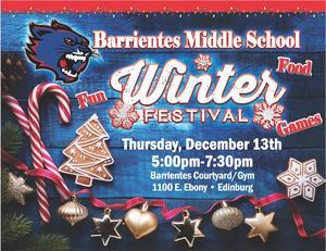 BMS Winter Festival