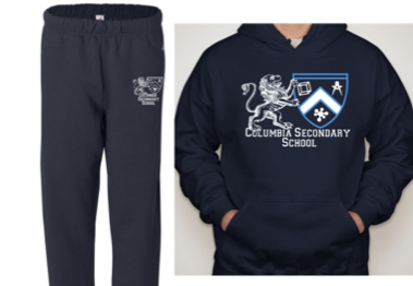 CSS Spirit pants and hoodie