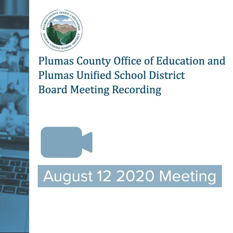 8/12/2020 PCOE/PUSD board meeting recording