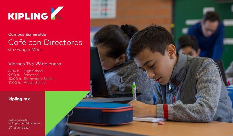 Café con Directores | Enero Featured Photo