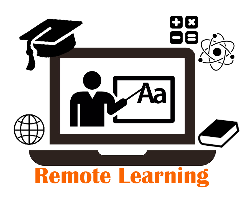 Remote Learning Continues until Jan. 12, 2021 Image