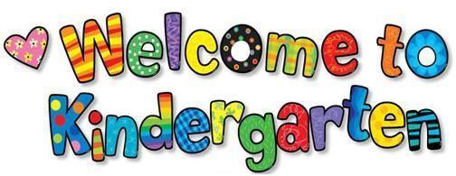 Kindergarten Pre-Registration for Fall 2021 Thumbnail Image