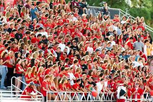 PVHS Red Tide fans